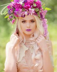Laura - Flowers by beethy
