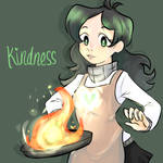 Soul Of Kindness Commission by a-batch-of-bread