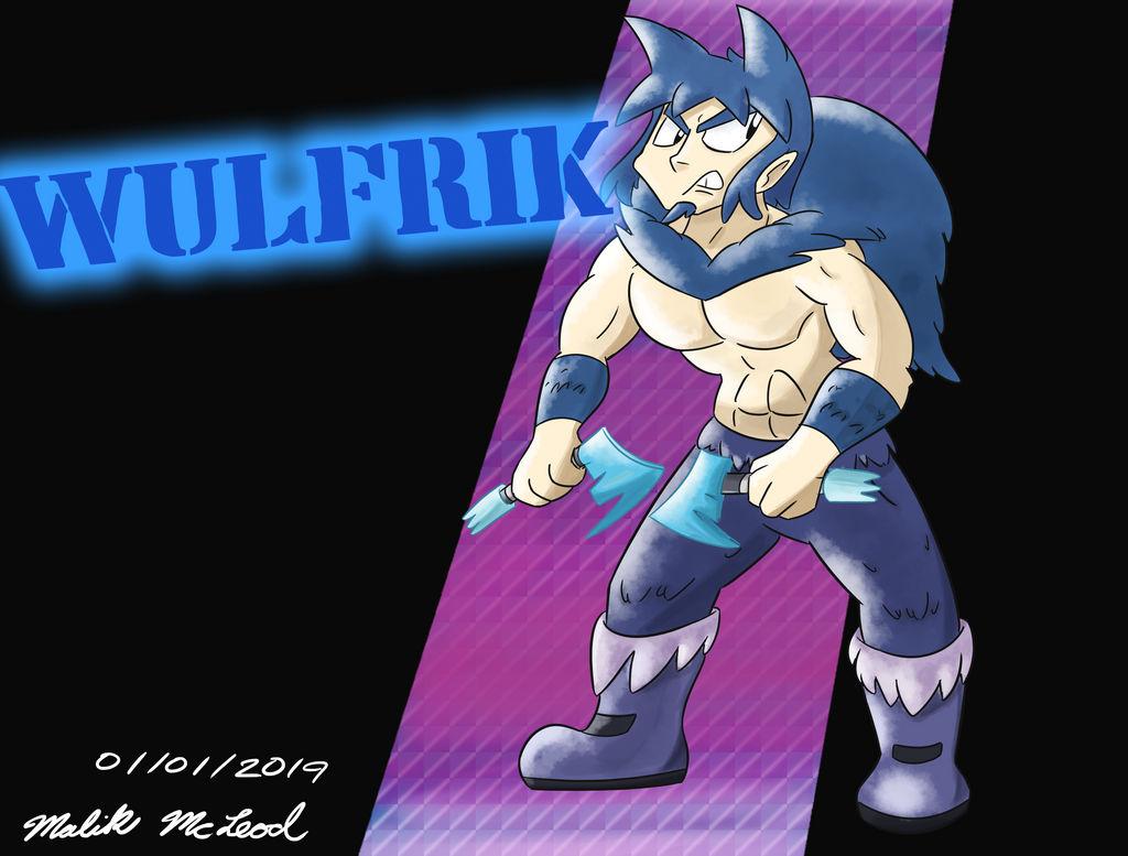 Original Characters - Wulfrik by ImmaComicGenius
