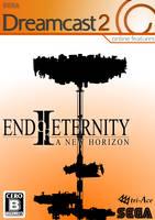 End of Eternity 2 ---Cover Idea--- fanart by kevboard