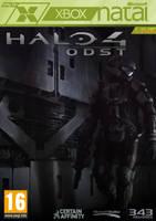 Halo 4: ODST ---Cover Idea--- fanart by kevboard