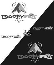 EZA - Prodcast Team Logo - DROOPY EAGLE 2.0 by kevboard