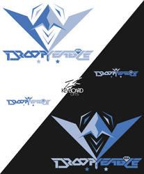 EZA - Prodcast Team Logo - DROOPY EAGLE 3.5 by kevboard
