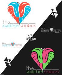 EZA - Prodcast Team Logo - Switcher Snakes by kevboard