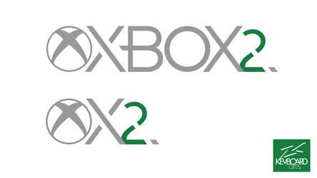 Xbox Two   Logo Idea #1   'Xbox 2' by kevboard