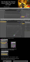 Tutorial:  Gel Lights for Daz Studio Iray by demontroll