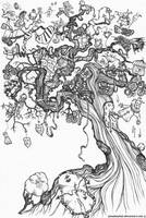 tree of time by natzufall