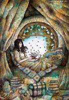Storybook Magic by natzufall