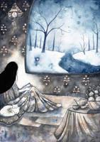 Winter Story by natzufall