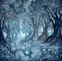 Star Forest by natzufall