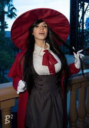 Lady Alucard by FaeDcay