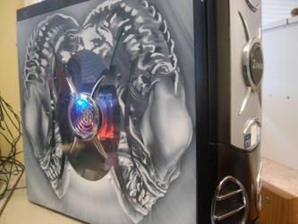 Aliens Vs Predator Computer3 by Mathius88