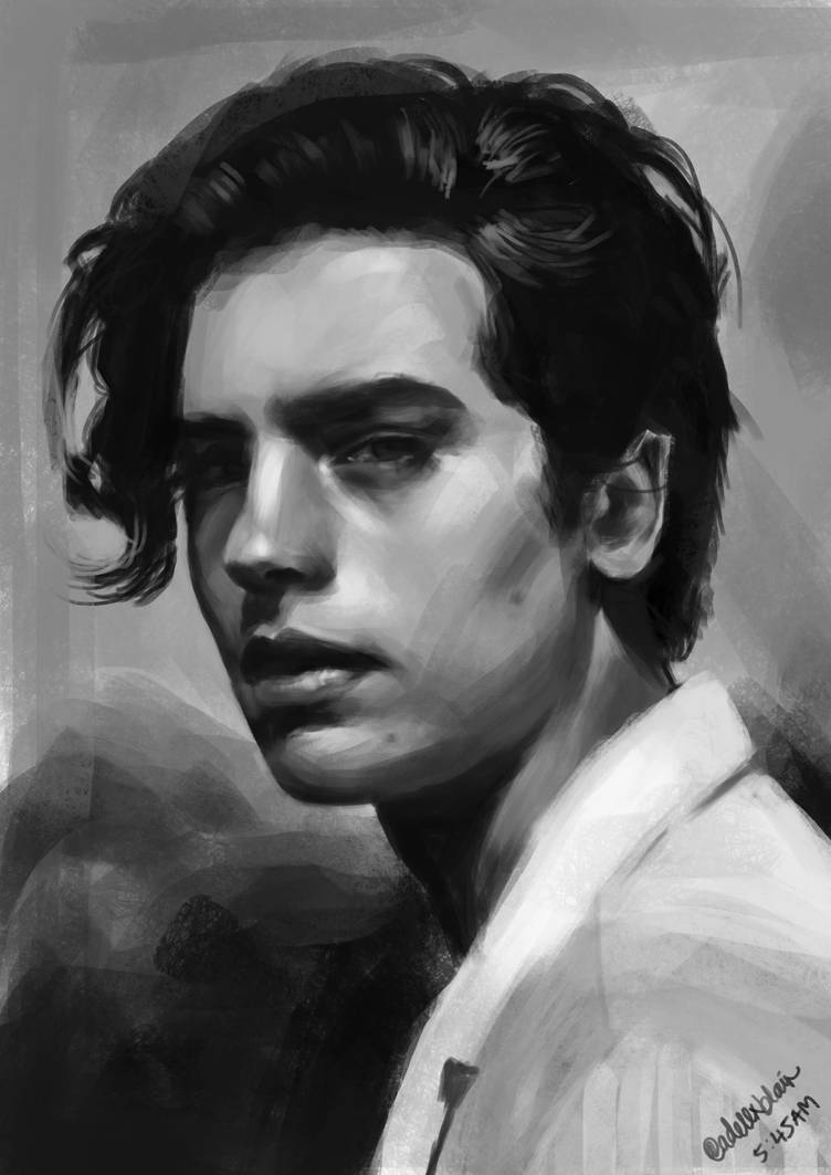 Cole Sprouse By Adelexblair On Deviantart