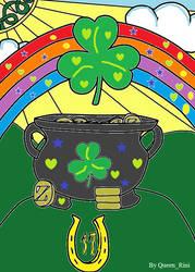 St Patricks Zantarni contest by Queen-Rini