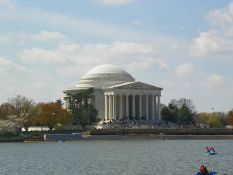 Jefferson Memorial by AGS05