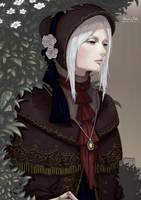 Bloodborne the doll by ShadowJWu