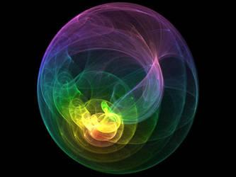 Lightning Sphere by Elvinga