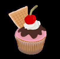 365 day 32 cupsized cake by Korikian