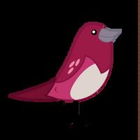 365 Day 258 Bird by Korikian