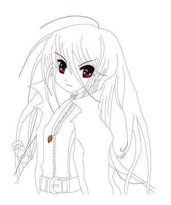 Shana Eyes version by pohcbSonic