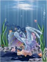 .:Shallow Bay Tidal:. by Feriberri