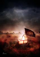 Abdullah Alradeea by Traneem