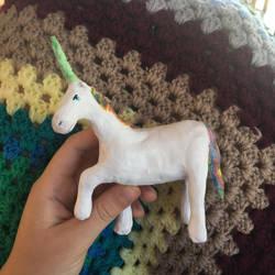 Birthday Unicorn by RyTeOn