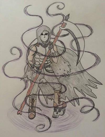 Smoky Reaper by RyTeOn