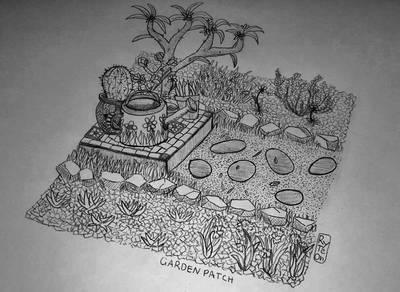 Garden Patch by RyTeOn