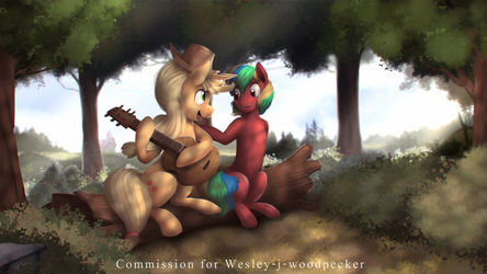 Commission by Blackligerth