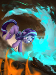 Starlight's Anger by Blackligerth