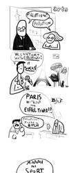 Paris is grey today by mrPoulett