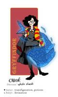 Gryffindor by mrPoulett