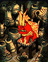 Bebe Monstre by mrPoulett