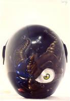 Airbrush helmet 1 by nachoriesco