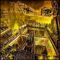 Mandelbulb Hell by nachoriesco
