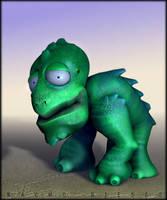 Critter by nachoriesco