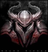 DarkWarrior by nachoriesco