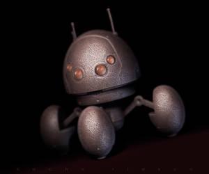 Minispyder Robot by nachoriesco