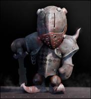 Goblin R2 by nachoriesco