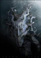 Treeman by nachoriesco