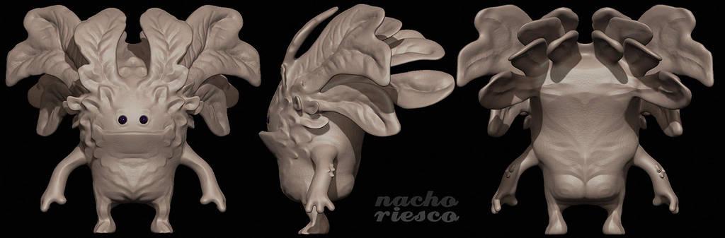 Leaf Goblin Views by nachoriesco