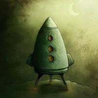 Rocket Study by TinyPilot