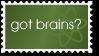 Got Brains?--AtheistsClub by AtheistsClub