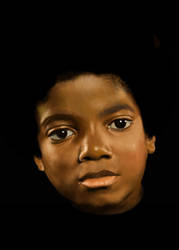 young experienced MJ by poprostuja