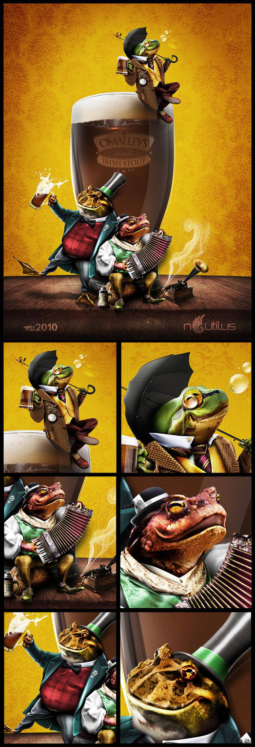Abbey Toad by Nautilus-D