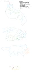 Nekotalia Base - Kitties Family by P-ChanAndP-Kun