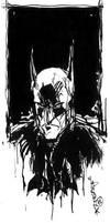 Batman by Soposoposopo