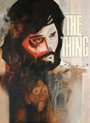 The Thing by Soposoposopo