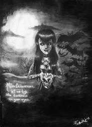 Miss Cadaverous. by Frankienstein